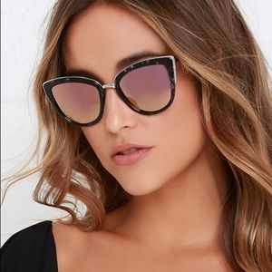 Quay | My Girl Black Sunglasses